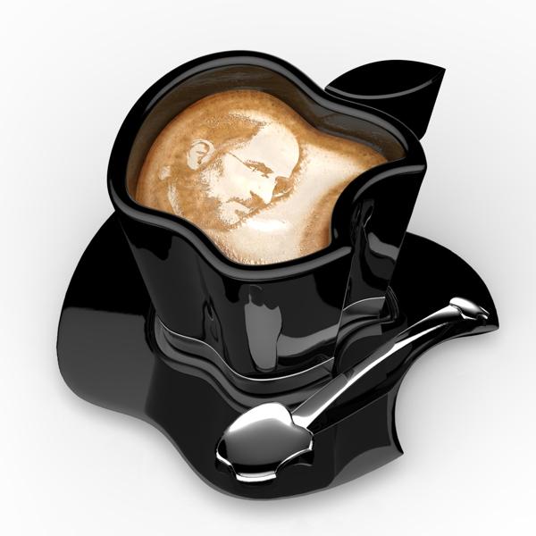 Appleから2つのコンセプトデザイン?マグカップと謎のネクタイがすごい!