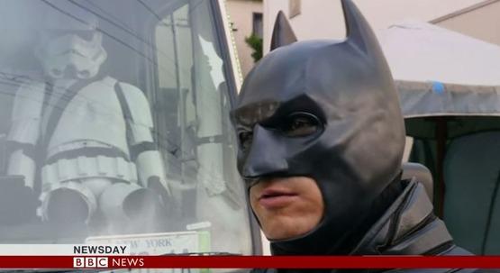 千葉に出没するバットマンことチバットマンまとめ