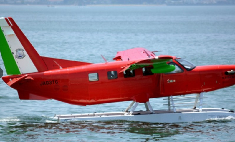 これは羨ましい!飛ばねぇ豚はただの豚だ…宮崎駿監督・監修、あの水陸両用機が離陸
