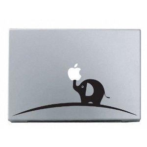 Macbookに個性を!可愛いMacbookステッカーシール40選