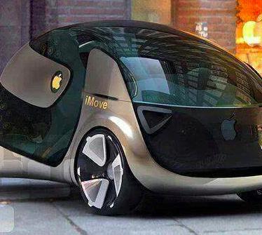 Appleが車を作ったらきっとこんな感じ