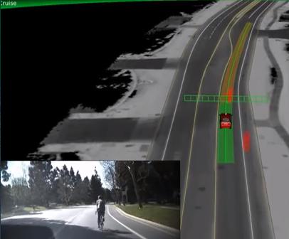 これは凄い!Googleの自動運転機能を搭載した実地テスト映像が凄すぎる