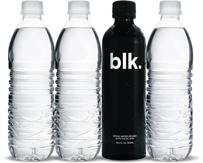 水が黒い?!60種以上のミネラルと若返りの効果も?「黒いミネラルウォータ―」がスゴい